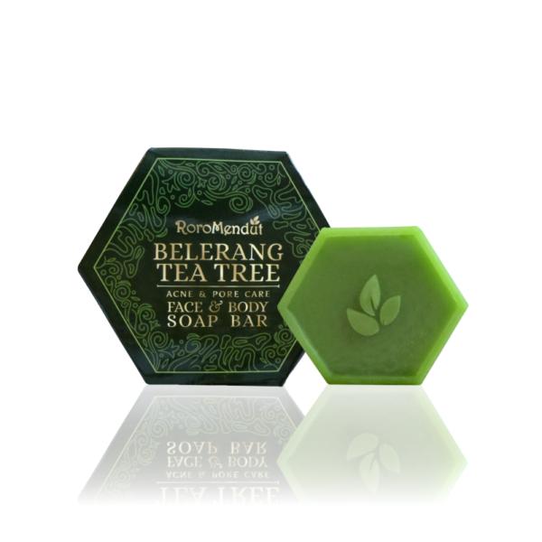 Belerang Tea Tree Kojic Arbutin Soap bar