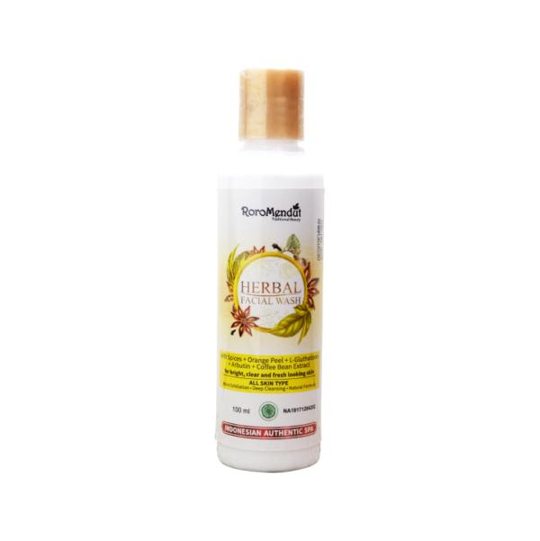 Herbal Facial Wash Liquid