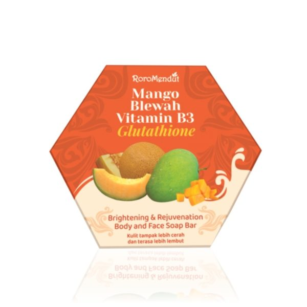 Mango Blewah Vitamin B3 Glutathione