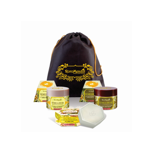 Paket Starter Cream Temulawak