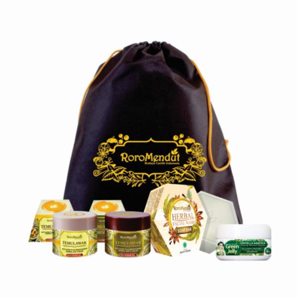 Roro Mendut for Anti-Acne Starter Jelly Package