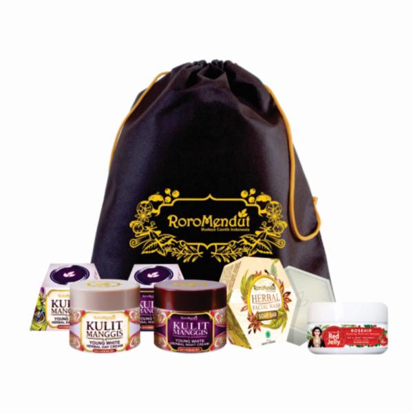 Roro Mendut for Anti Aging Starter Jelly Package