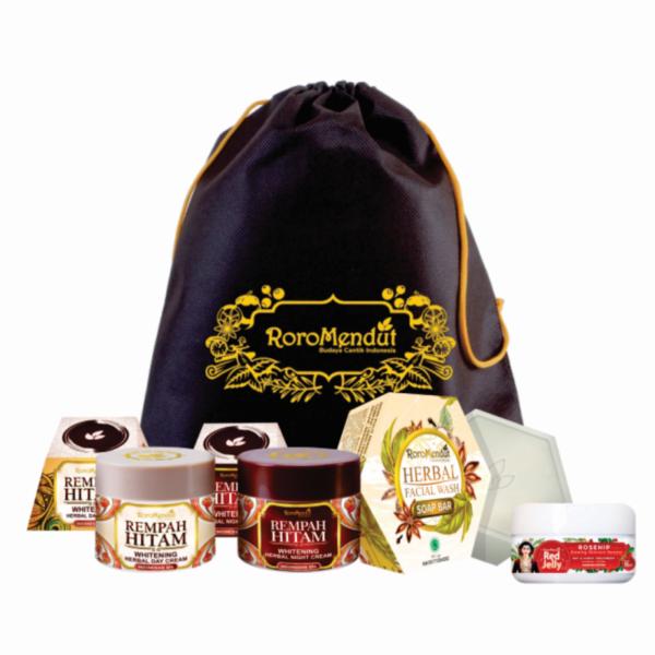 Roro Mendut for Whitening Starter Jelly Package