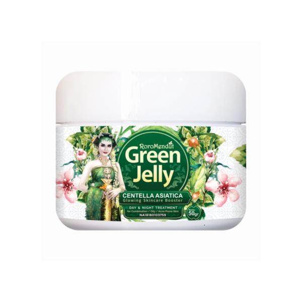 Roro Mendut Green Jelly Big Jar