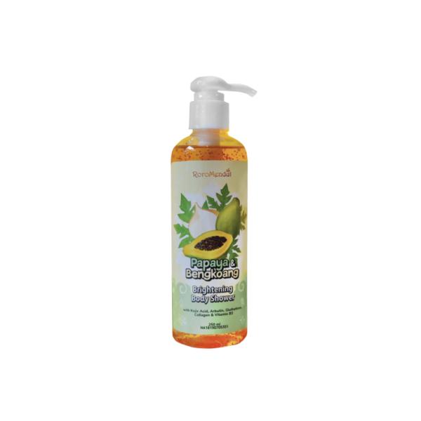 Roro Mendut Papaya & Bengkoang Brightening Body shower