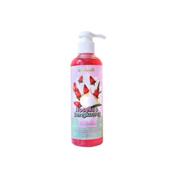 Roro Mendut Rosela & Bengkoang Brightening Body Shower