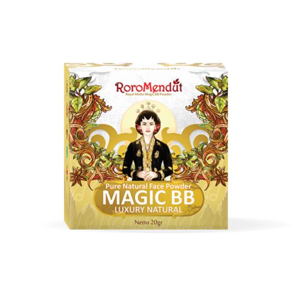 Royal Matte Magic BB Powder - Luxury Natural