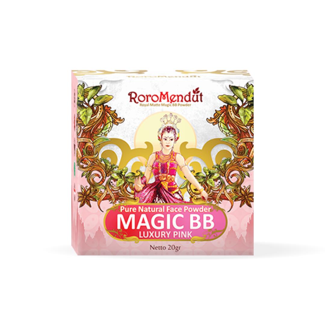 Royal Matte Magic BB Powder - Luxury Pink
