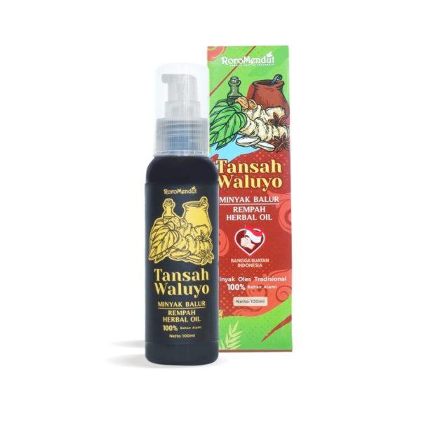 Tansah Waluyo Rempah Herbal Oil